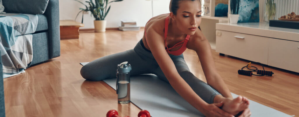 Improve your health by adding stretching to your daily routine
